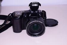 Nikon Coolpix L100 10 MP Digital Camera w/15x Optical Vibration Reduction Zoom