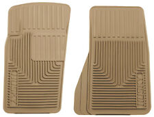 Husky Liners Front Car Floor Mat Rubber Carpets For Jeep 2002-2007 Liberty