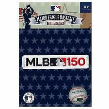 2019 MLB 150th Anniversary Patch
