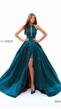 Tarik Ediz long prom formal dress size 6