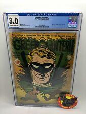 Green Lantern #2 CGC Graded 3.0 DC Comics Bill Finger Martin Nodell Alan Scott