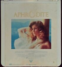 Aphrodite Valerie Kaprisky Horst Bucholz Vestron CED SELECTAVISION VIDEODISCS