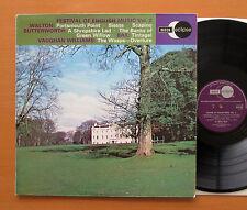 ECS 647 A Festival Of English Music Vol. 2 Sir Adrian Boult NM/EX Decca