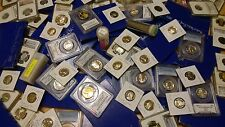 ~US PROOF COINS ONLY LOT~ Silver, PCGS / NGC, PRE-65, Deep Cameo DCAM, Gem PF