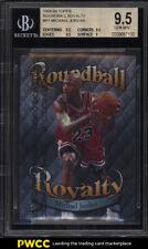 1998 Topps Roundball Royalty w/ Coating Michael Jordan #R1 BGS 9.5 GEM MT (PWCC)