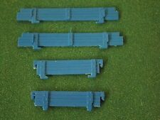 REPRODUCTION BRITAINS 1:32 CATTLE TRAILER SIDES SET OF 4
