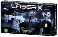Brand New! LASER X - Two Player Laser Gaming Set - FREE Priority Shipping