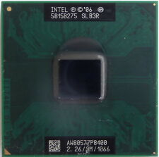 Intel Core 2 Duo Laptop CPU Processor P8400 2.267 GHz 3M Cache 1066MHz FSB SLB3R