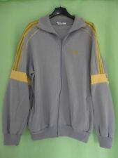 7f41436473 Veste Adidas grise et jaune Vintage Jacket Sport 80'S Jacket - 186 / XL