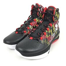 Under Armour Clutchfit Drive 3 Maryland Terrapins Basketball Shoes Size 11.5