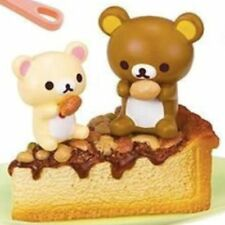 Rilakkuma Re-Ment/Rement Collectible Sweets Miniature Figure Pecan Pie