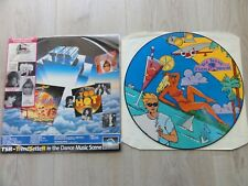 The Sound From Miami (Picture Disc Vinyl) Megamix / Dance Music Pop Charts 80er