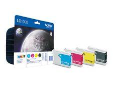 4 x originales Brother lc1000 multi pack valuepack LC 1000 valbpdr LC 1000 valbp o.v