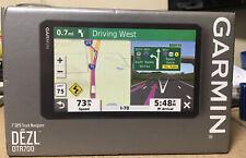 "Brand New Garmin dezl OTR700 7"" GPS Large Truck Specific Navigator 010-02313-00"