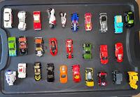 Vintage Hot Wheels Matchbox Die Cast Toy Car Lot Of 28 Rare