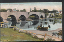 Devon Postcard - Countess Weir Bridge, Exeter   B1075