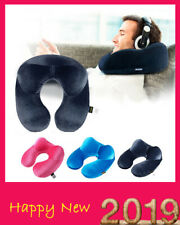 Inflatable Neck Pillow Sleep Textiles Comfortable Form Cushion Journey Pillows