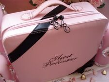 100%AUTHENTIC MOST RARE AGENT PROVOCATEUR OVERNIGHT~BEAUTY~TRAVEL BAG & Mirror