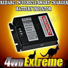 REDARC BCDC1206 DUAL BATTERY SYSTEM DC TO DC CHARGER ISOLATOR CARAVAN 4WD 12V 6A