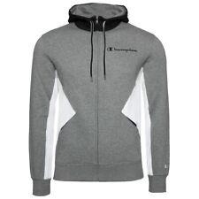 Champion Hooded Full Zip Sweatshirt Hoodie Kapuzen Jacke Sweatjacke 214817-EM515