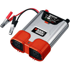 Black & Decker 800W PI800BB Car Truck Vehicle Battery Portable Power Inverter