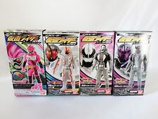 Bandai Masked Kamen Rider EX-AID Ghost Soft Vinyl Hero Figure all 4 Sofubi Japan