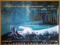 MEAN CREEK Rory Culkin Original 2005 UK cinema quad movie POSTER