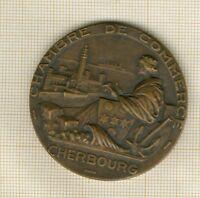 Cherbourg, Medal Bronze de La Chambre de Commerce, Common
