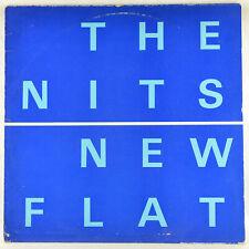 THE NITS - New Flat - LP Vinyl CBS 84725 Netherlands 1980 / New Wave