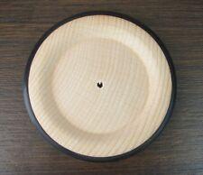 Holzrad mit Gummireifen 84mm