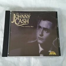 JOHNNY CASH Country Boy - Very Best Of CD Sun Record Label