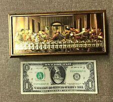 Caja con imagenes religiosas (virgen, arcangeles, san benito) con visagra