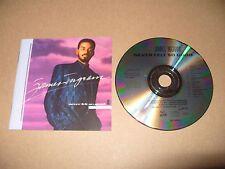 James Ingram Never Felt So Good cd 11 tracks 1986 Rare