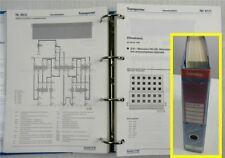 impianto elettrico impianto elettrico sistemi Officina Manuale 90-03 VW Transporter t4