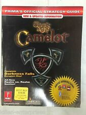 Dark Age of Camelot Prima's Official Strategy Guide PC Mythic 2002