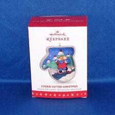 Hallmark - 2016 Cookie Cutter Christmas Mouse # 5 - Keepsake Ornament - NEW