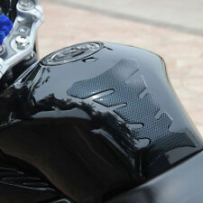 Autocycle Motorcycle Oil Fuel Tank Protector Sticker Decal Carbon Fiber Gel Pad