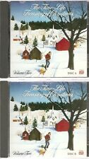 The Time-Life Treasury of Christmas Volume 2 Discs 48 Tracks 1987 CD