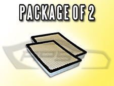 AIR FILTER AF3593 FOR MUSTANG THUNDERBIRD CONTINENTAL MARK VII PACKAGE OF 2