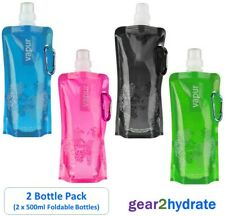 500ml UK Drinking Sports Bottle Fitness Gym Bottle BPA Free
