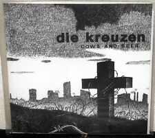 DIE KREUZEN Cows And Beer EP PUNK ROCK Hardcore NECROS Negative Approach REPRESS