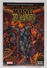Marvel Zombies Battleworld Secret Wars Marvel Graphic Novel Comic Book