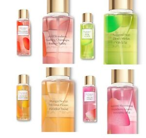 Victoria's Secret Mango Melon Sorbet Strawberries & Champagne Pear Glace M or L
