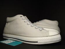 2009 CONVERSE CONS CHUCK TAYLOR CTS HI ALL-STAR SALVATION GREY WHITE BLACK DS 11