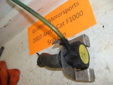 2007-11 ARCTIC CAT F1000 SNOPRO EFI f5 f6 f8 coolant cap fill filler neck hose