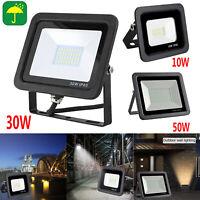 IP65 Waterproof LED Flood Light 12V 6500K Outdoor Wall Projector Flood Spotl #SN