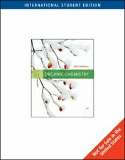 Organic Chemistry by McMurry, John E. Paperback Book The Cheap Fast Free Post