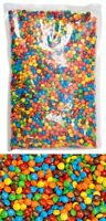 M&M Minis 1kg Milk ChocolateBulk Lollies M&M Mars Candy Buffet Party Favor Fresh