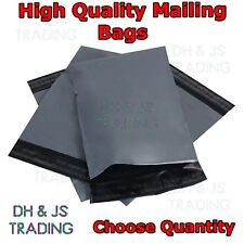 Plastic Mailing Bags 6x9 - High Quality Self Seal Strong Waterproof Postage Post