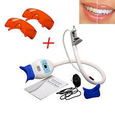 Zahnaufhellung Teeth Whitening System LED Light Lampe Accelerator RD + 2*Glasses
